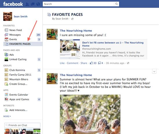 How to set up FB interest pages...great to let readers know about this :)