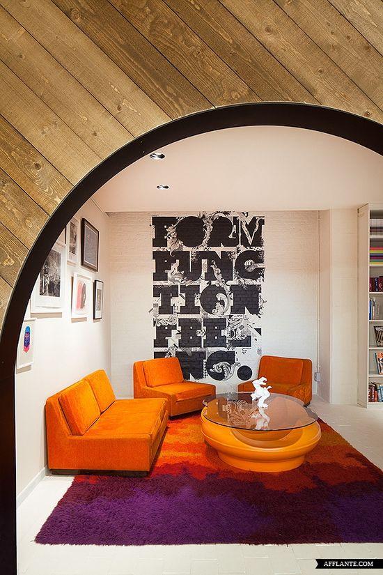 Pinkeye Design Studio Office // Pinkeye