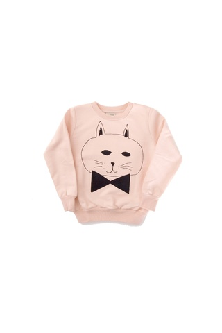 baby cat sweatshirt.
