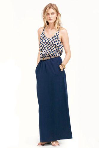 long skirts = wonderful