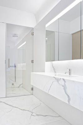 Zastosowanie Marmuru W Kabinie Prysznicowej