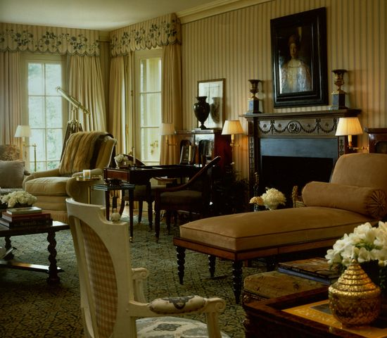 » Country Home Howard Slatkin Interior Design