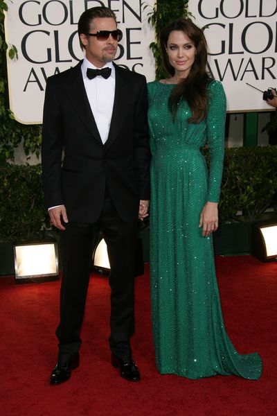 Celebrity couples at the Golden Globes
