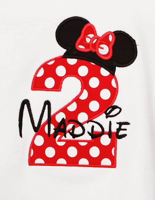 Minnie Mouse Persona