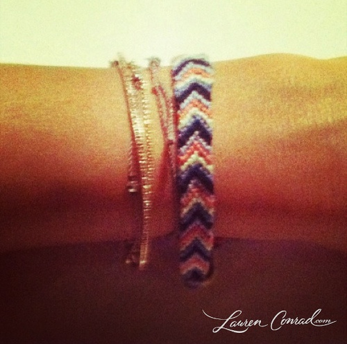 love friendship bracelets :-)