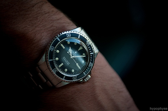 #Rolex Submariner 5512    like .. repin .. comment :)    amzn.to/X1nbG9