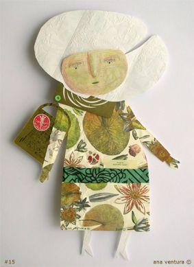 Paper doll, Ana Ventura