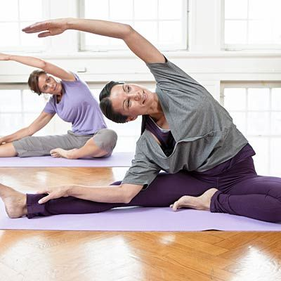 Yoga Poses That Boost Metabolism: Burn more calories, strengthen your core, and speed up your metabolism with this slimming series of yoga poses.