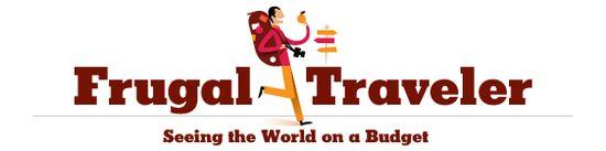 Frugal Traveler - A New York Times Blog