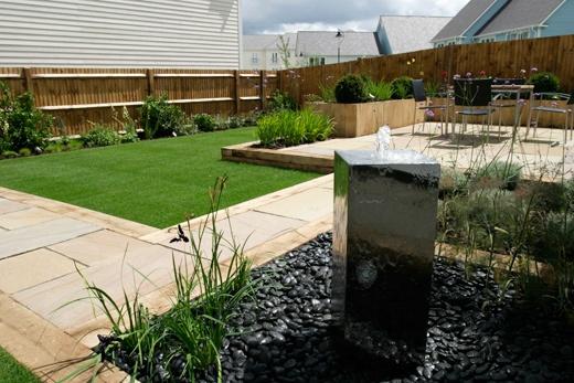 Outdoor Creations - Professional Medium Garden Design Portfolio