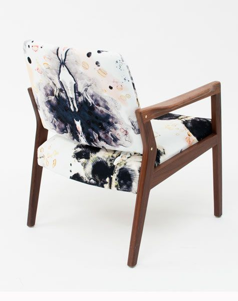 this is one beautiful chair