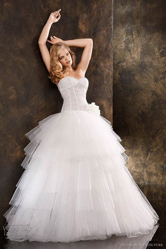 Couture Wedding Dresses 2013