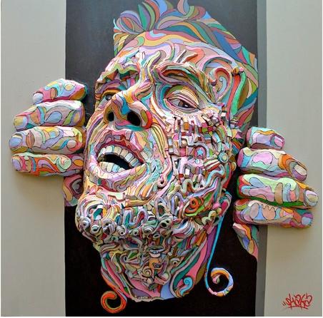 Shaka 3D Art