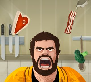 Epic Meal Time Mobile Game