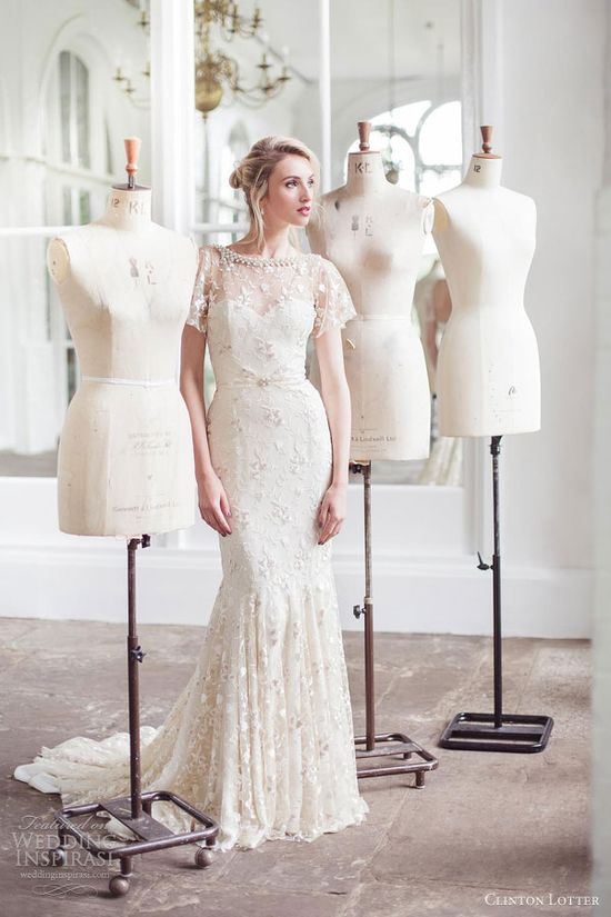 clinton lotter bridal 2012 2013 tallulah wedding dress