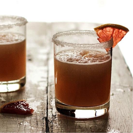 Grapefruit Margaritas - Home - Pastry Affair