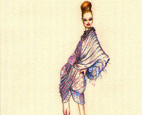 fashion #illustration