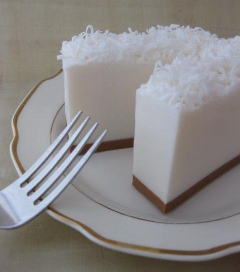 Coconut Dream Pie Goats Milk Soap by BodyLuminosity on Etsy, $5.00
