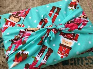 Cloth Gift Wrap-fabric gift wrap