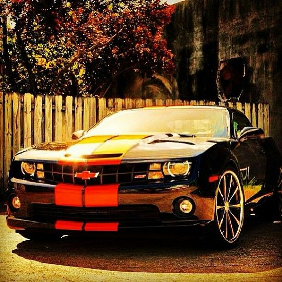 My dream car ?