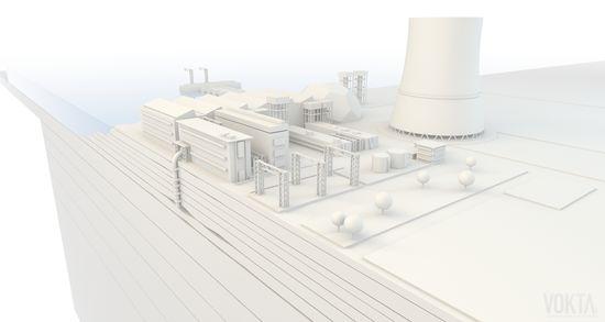 Clean Coal 3D Book Cover Design