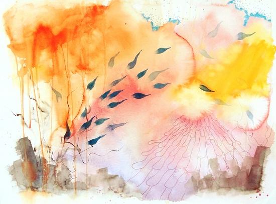 Baby Animal Dream  by Li Ma