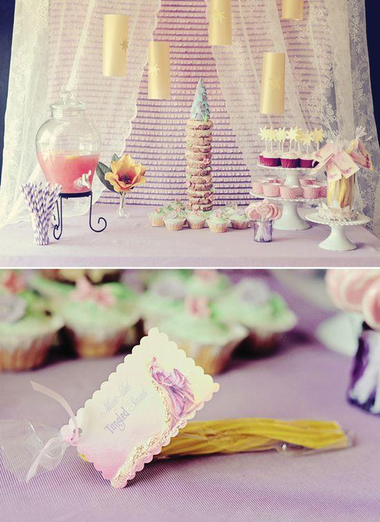 Tangled Birthday Party!