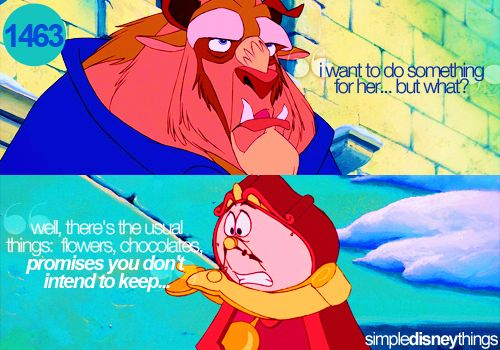 Gotta love Disney movies.