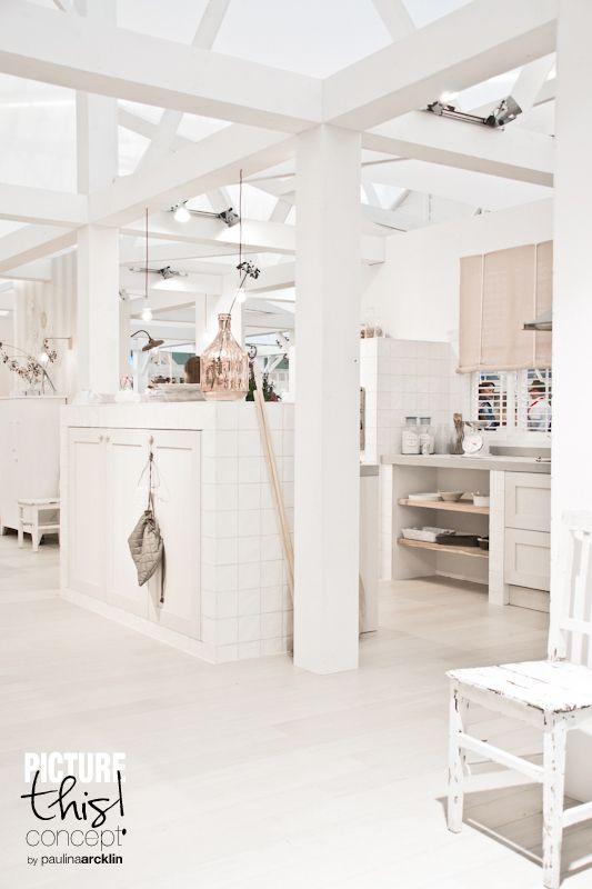 #white #kitchen