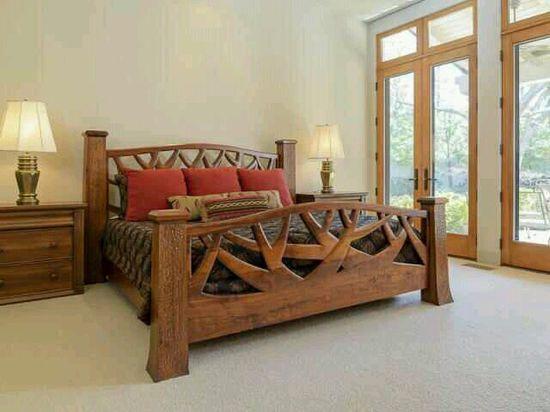 Beautiful bedroom design~