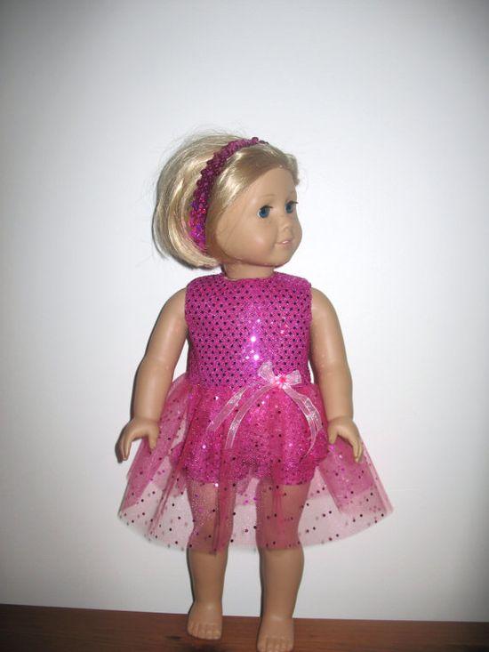American Girl Doll 18 Inch Doll Clothes by roseysdolltreasures,