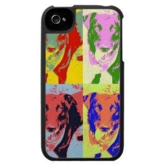 Popart Dogz iPhone Case