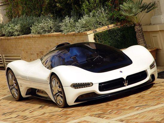Maserati Birdcage 75th Concept (2005)