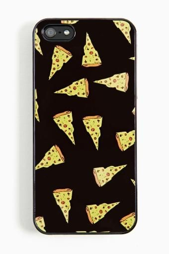 Pizza Slice iPhone 5 Case  makes me think of Pete and his love for pizza. Me too!! before I read this comment even. :) #PeteObsessed