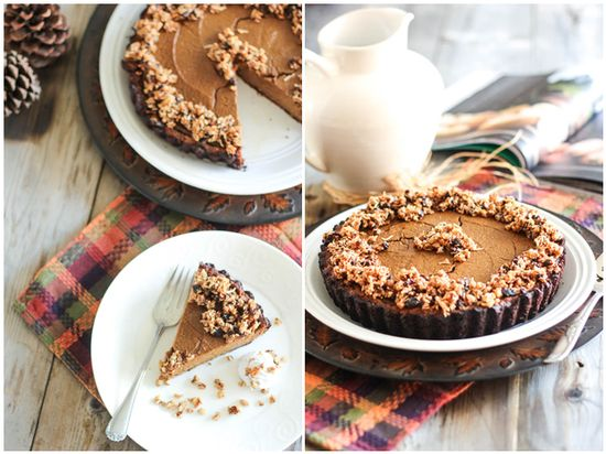 Paleo Pumpkin Pie – A healthy dessert option for you this Thanksgiving