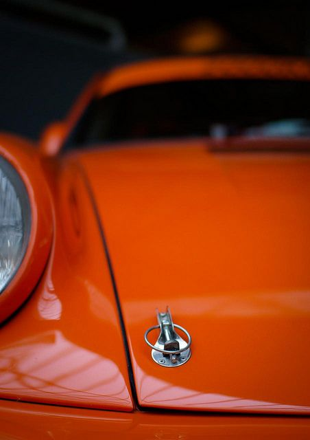 "oohh...doesn't this #orange #car just scream ""summer driving""?"