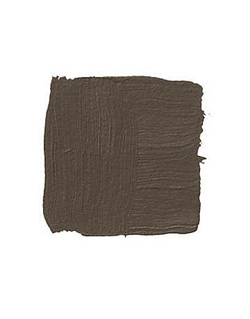 Benjamin Moore Middleberry Brown HC-68 (dark gray-brown).