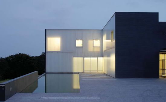 Steven Holl - The Residence at the Swiss Embassy