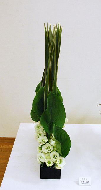 Hyogo Ikebana Show by Mai Wakisaka Photography, via Flickr