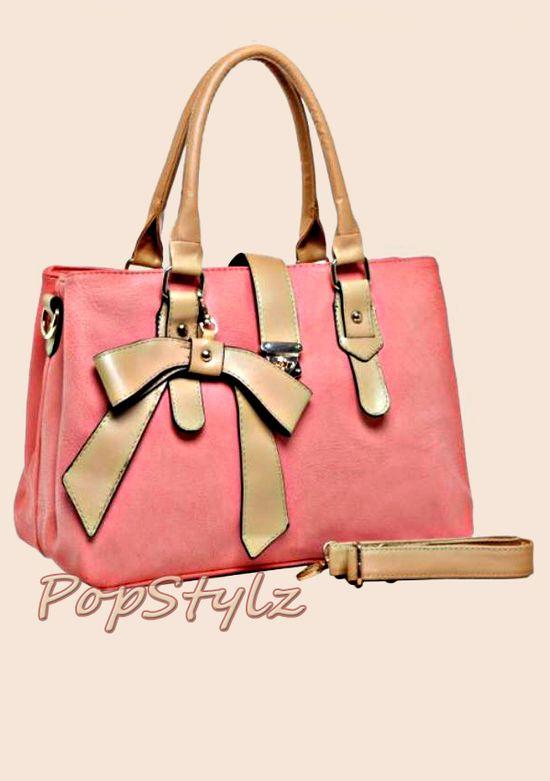 MG Collection LUNA Handbag