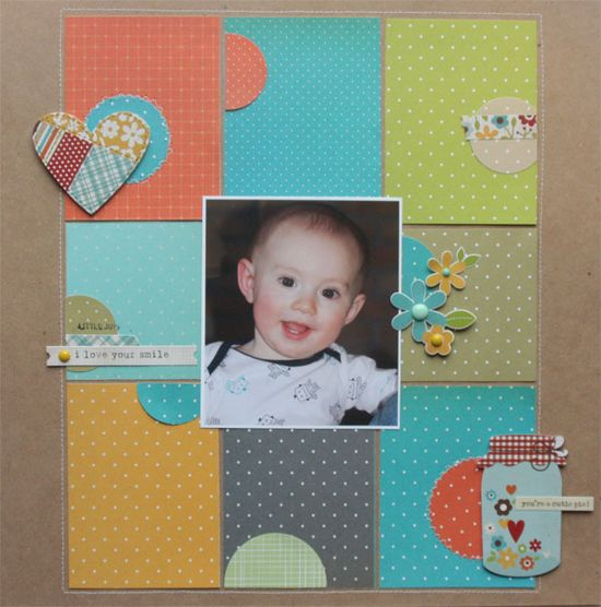Ideas for Using Project Life Designs and Products on Non-Project-Life Scrapbook Pages