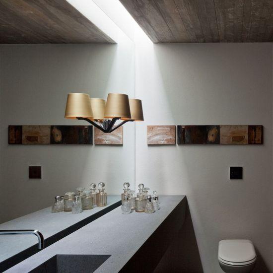 Stylish Sky-Light for the Bathroom