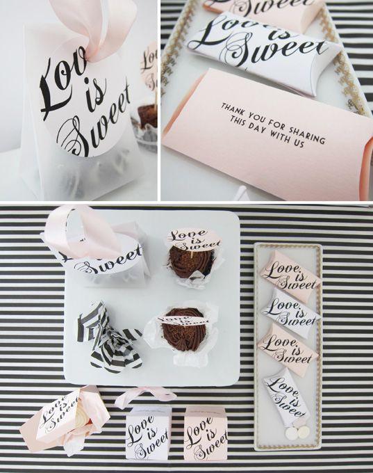 Wedding favor