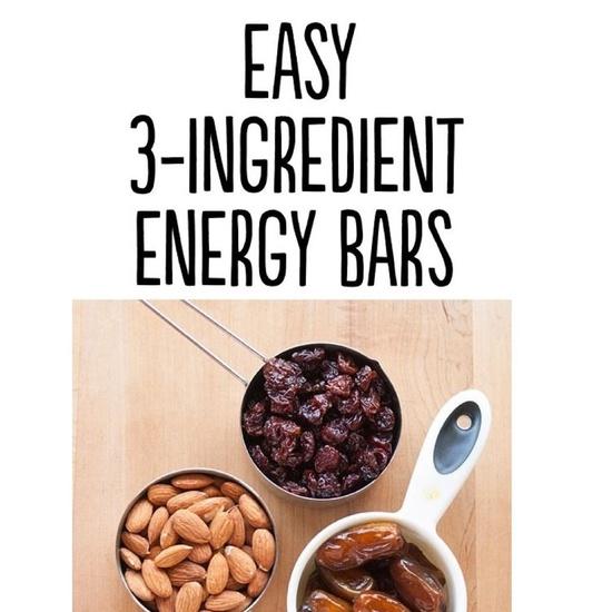 Energy Bars! #SkinnybyTara