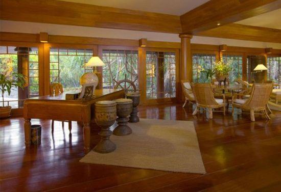Resort Landscape interior ideas
