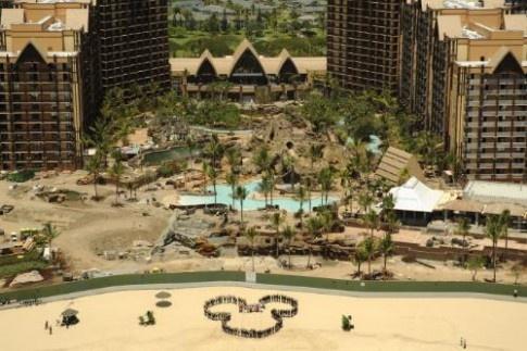 disney resort in hawaii
