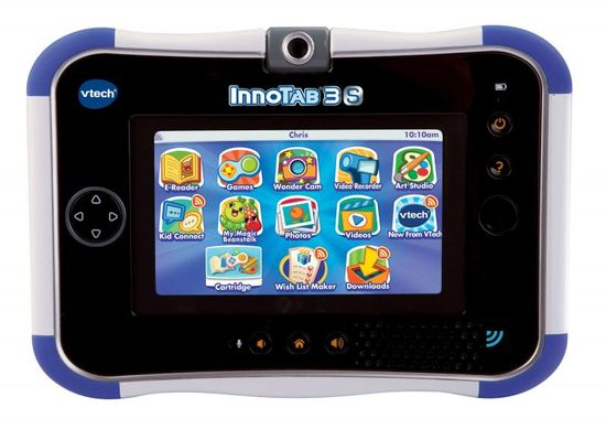 Holiday tech gifts for kids: VTech Innotab 3 -- love the updates!