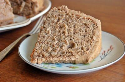 Coffee Sponge Cake Recipe