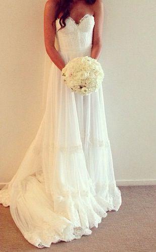 wedding dress - OMG.