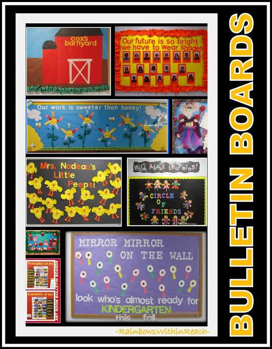 Bulletin Board RoundUP at RainbowsWithinReach